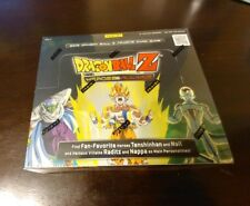 Dragon Ball Z Panini DBZ CCG Heroes and Villains Card Game Booster Box TCG 2015