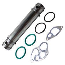 For Ford 7.3L Diesel Engine OIL COOLER Kit w/ Gasket Seals Rings F-250 1994-2003