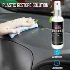Car Plastic Parts Care Retreading Agent Interior Maintenance Cleaner