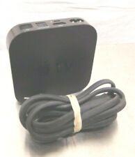 Apple Tv 2nd Generation 8Gb Media Streamer A1378 Power Cord