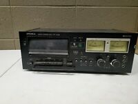 Parts or Repair Optonica RT-1515B Stereo Cassette Deck (dd) (e31)