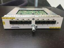 Cisco A9K-MPA-8X10GE 8-Port 10 Gigabit Ethernet Module Port Adapter, ASR 9000