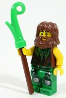 LEGO NINJAGO ELEMENTAL MASTER BOLOBO MINIFIGURE NATURE - MADE OF GENUINE LEGO