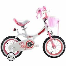 Steel Frame Girls Front Suspension Bicycles