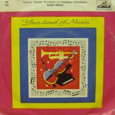 "Anni Frind(7"" Vinyl P/S)Nun's Chorus-HMV-7P 106-UK-VG/VG"