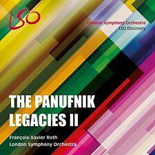 London Symphony Orchestra - The Panufnik Legacies II [CD]