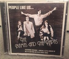 Cd Music The Mamas And The Papas People Like us Compilation