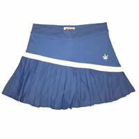 BOAST Women's Carolina Blue Skinny Pleat Tennis Skirt $72 NEW