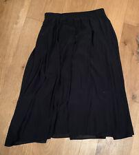 Hush Black Skirt - Size 12