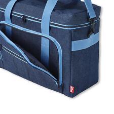 Prym Machine à Coudre Sac Jeans Bleu 44x20x35cm