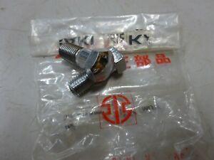 KAWASAKI NOS HEADLIGHT BOLTS (2) 92007-045 H1 W1 W2 A1 A7 F2 F3 F4 F5 F6 F7 F8