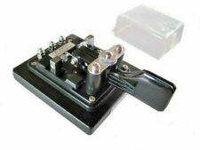 Automatic CW Paddle Morse Code Key, HI-MOUND MK-706 (MK706), by Courier