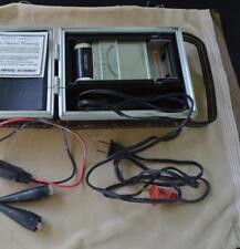 Amprobe Instrument Model Av3X Ac Voltage Recorder 130V / 260V / 520V w/leads