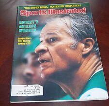 Sports Illustrated January 21 1980 Gordie Howe