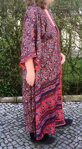 Kimono, Seide, Seidenkimono, lang