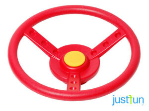 Toy Steering Wheel for Kids Tree Houses Climbing Frames Play