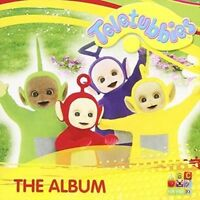TELETUBBIES The Album CD BRAND NEW ABC For Kids