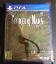 Secret of mana Ps4 VF intégrale - Neuf fr