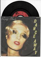 "Roxy Music Dance away 7"" Vinyl-Single Polydor 2001 872 von 1979 Germany mint-"