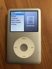 Lettori MP3 Apple iPod Classic argento