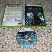 Harry Potter and the Half Blood Prince (Xbox 360) Tested Fast Shipping