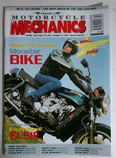 MOTORCYCLE MECHANICS CAFE RACER 2003 OCTOBER KAWASAKI V12 Z2300 YAMAHA RD350LC