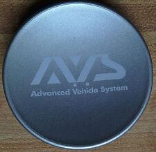 Yokohama AVS VS-5 Center Cap Centre Cover VS5 Advan SILVER JDM