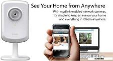 Easy Wireless Surveillance Camera W/Smart Phone, iPhone or Laptop Remote Viewing