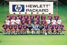 Mannschaftsfoto Bayern München 1996-97 seltenes Foto+3