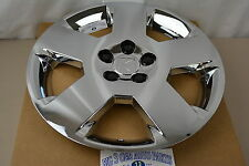 2007-2009 Saturn Aura Chrome HUB CAP Wheel Cover new OEM 9597585