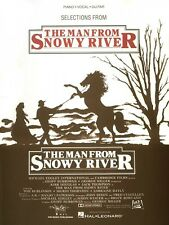 Man from Snowy River Sheet Music Piano Solo Songbook NEW 000313076