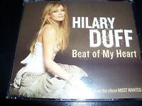Hilary Buff Beat Of My Heart Australian 2 Track CD Single – Like New