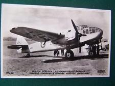 Bristol Beaufort Reconnaissance Bomber Aircraft Aeroplane R.A. F.