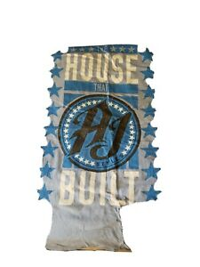 WWE A. J. Styles The House That A.J. Built 2XL Shirt, Preowned