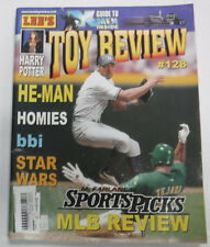 Toy Review Magazine MLB Review & He-Man No.128 2003 082115R