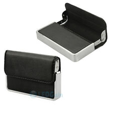 2x Business ID Credit Card Wallet Holder Aluminum Metal Pocket Case Box