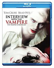 INTERVIEW WITH THE VAMPIRE :20th Anniversary Edt  Blu Ray - Sealed Region free