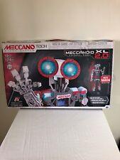 Meccano Tech Meccanoid XL 2.0 Personal Robot
