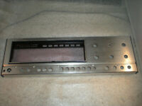 OEM Original Kenwood Front Faceplate Part ONLY For KR-8840 Receiver