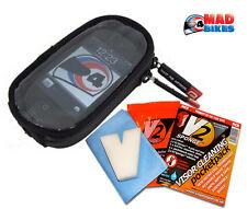 Renntec Magnetic iPhone Tank Bag / Smart Phone Holder For Motorcycles Motorbike