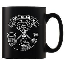 Somerset Light Infantry, Personalised Black Satin Mug