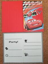 Einladungskarten Cars