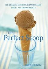 The Perfect Scoop by David Lebovitz (Paperback) FREE SHIPPING NEW