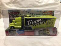 Disney Pixar Cars TRUNK FRESH #34 HAULER TRUCK 1:55 Diecast BUNDLE TOKYO DRIFT