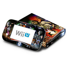 Skin Decal Cover for Nintendo Wii U Console & GamePad - Star Wars