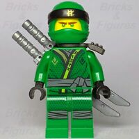 New Ninjago LEGO® Lloyd Sons of Garmadon Green Ninja Minifigure 70643 Genuine