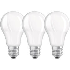 Osram LED Valore Classic a 60 E27 8,5W=60W 806lm Figo Daylight 6500K Nondim 3er