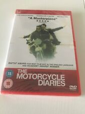 The Motorcycle Diaries DVD New & Sealed Walter Salles