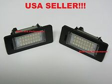BMW 24 LED License Plate Lights Lamps for E39 E60 E70 E82 E90 E92 F30 Error Free