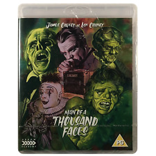 Man of a Thousand Faces Blu-ray 19757 Lon Chaney Biopic Movie Arrow Video